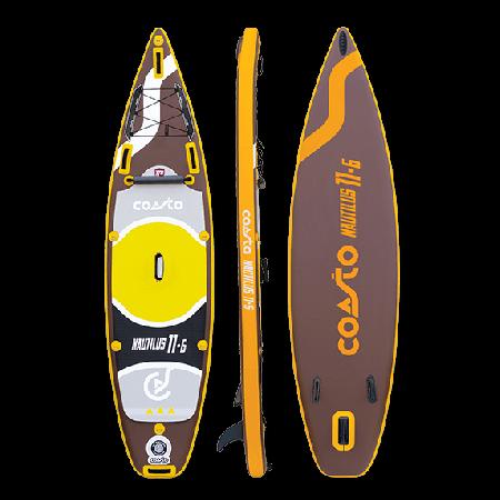 Tábua Nautilus 11.6 Paddle surf insuflável