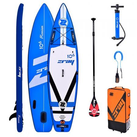 "Tábua Paddle Surf Zray F2 Fury 10'6"""