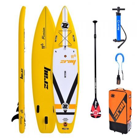 "Tábua de Paddle Surf Zray F4 Fury 11'6"""