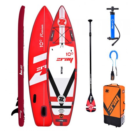 Tábua Paddle Surf Zray F1 Fury 10'