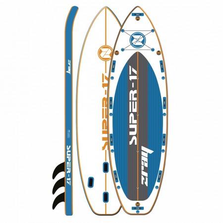 Tábua para Paddle Surf Zray Super17