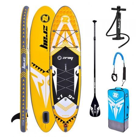 "Tábua de Paddle Surf Zray X1 X-Rider 9'9"""