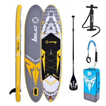 "Tábua de Paddle Surf Zray X1 X-Rider 10' 10"""