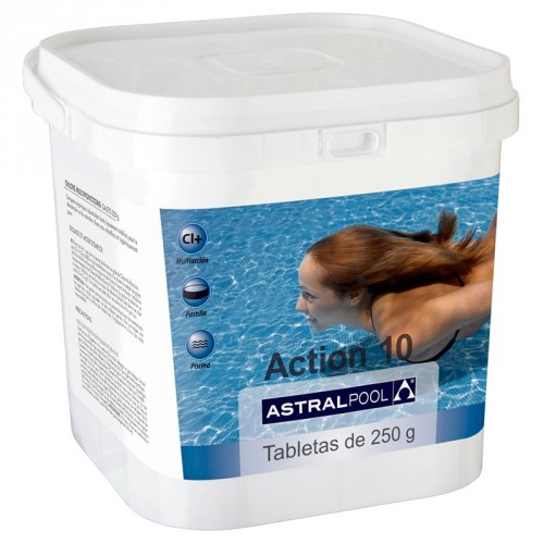 Action 10 AstralPool tabletas 25325