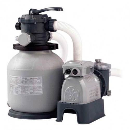 Depurador Intex de Areia Krystal 7900 l/h