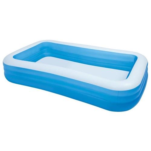 Piscina Intex Hinchable Azul