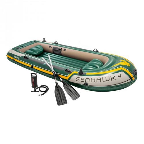 Barca hinchable Seahawk 4 con remos