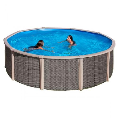 Piscina híbrida Fusion Pool circular Gre