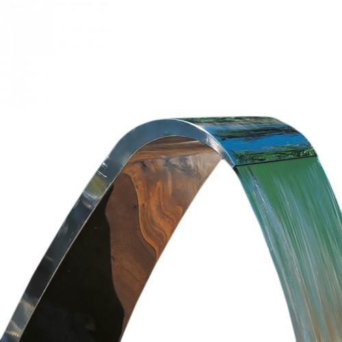 Cortina Luxe para piscina AstralPool