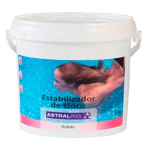 Estavilizador cloro solido AstralPool