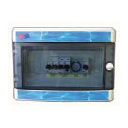 Cuadros eléctricos bomba filtro y electrólisis Coytesa