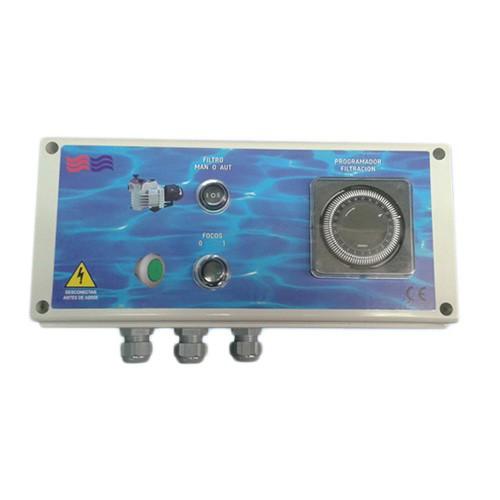 Cuadros eléctricos piscinas para casetas Coytesa