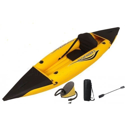 Kayak Hinchable Pathfinder 2-1 plaza