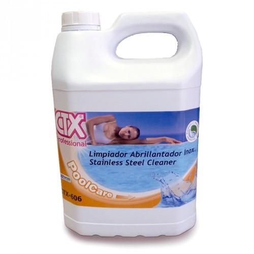 Limpiador acero inoxidable CTX-606