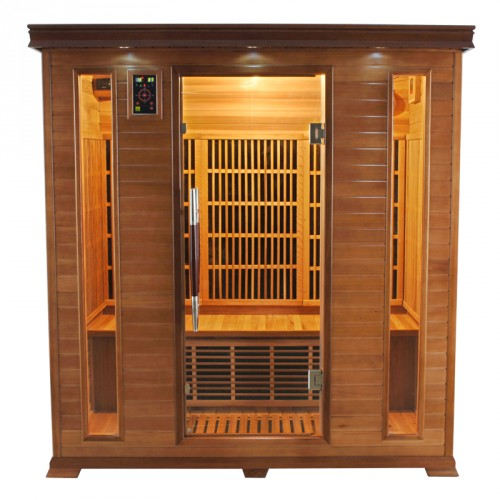 Sauna Luxe 4 Lugares