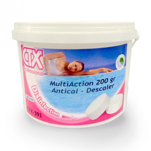 Multiacción aguas duras Antical CTX-391