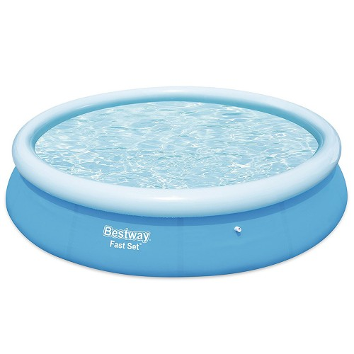 Piscina Hinchable Bestway Fast Set Ø 366 x 76 cm