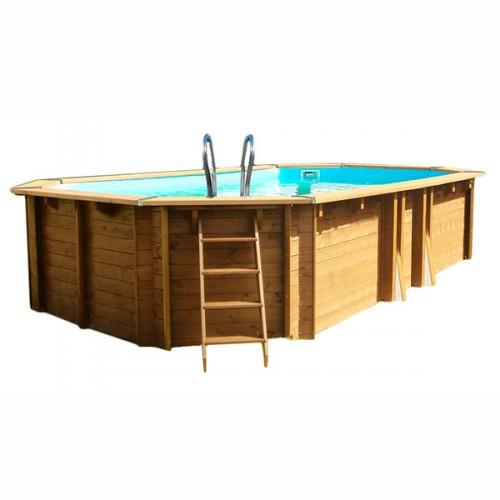 Piscina madeira Gre Sunbay 637x412