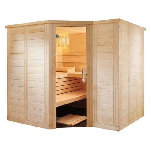 Sauna Vapor Polaris Small Tradicional Finlandesa
