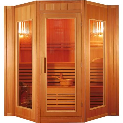Sauna de Vapor Zen - 5 Personas
