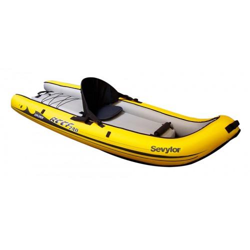 Kayak hinchable Reef 240 de Sevylor