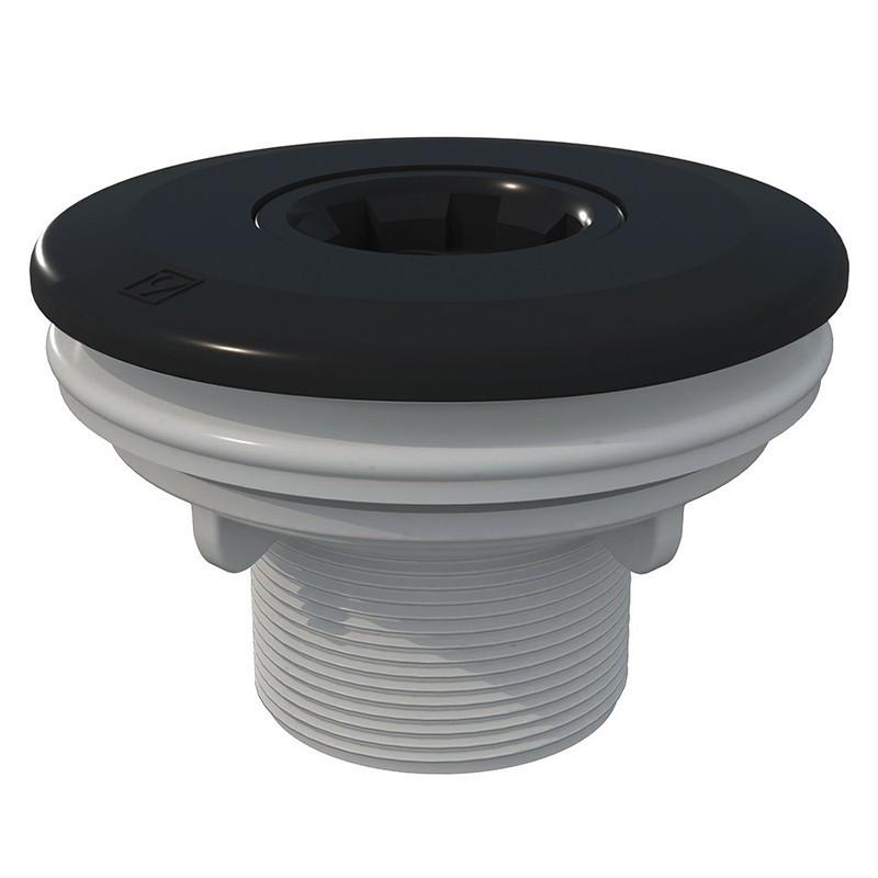 Bocal NORM piscina com liner ou pre-fabricada cinza escuro