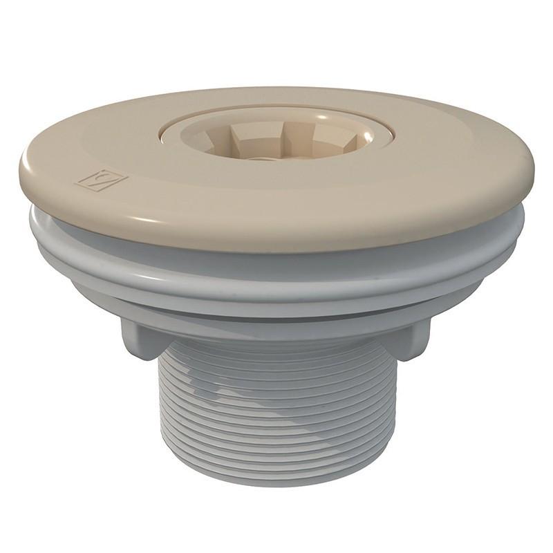 Bocal NORM piscina com liner ou pre-fabricada beige