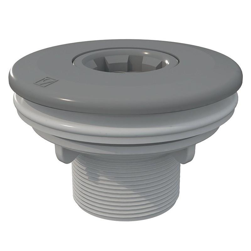 Bocal NORM piscina com liner ou pre-fabricada cinzento