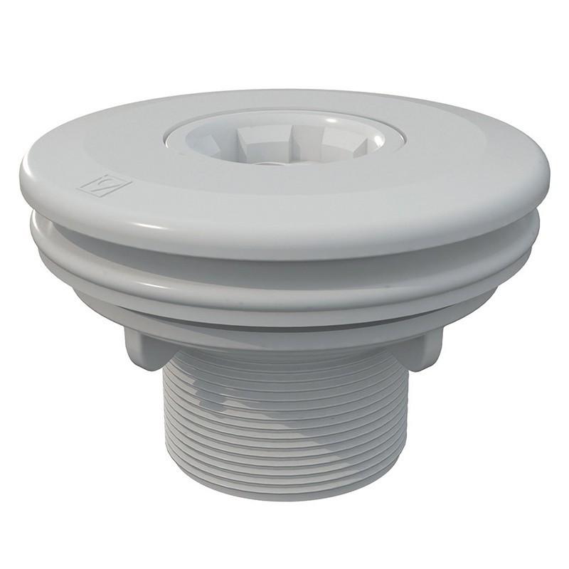 Bocal NORM piscina com liner ou pre-fabricada branca