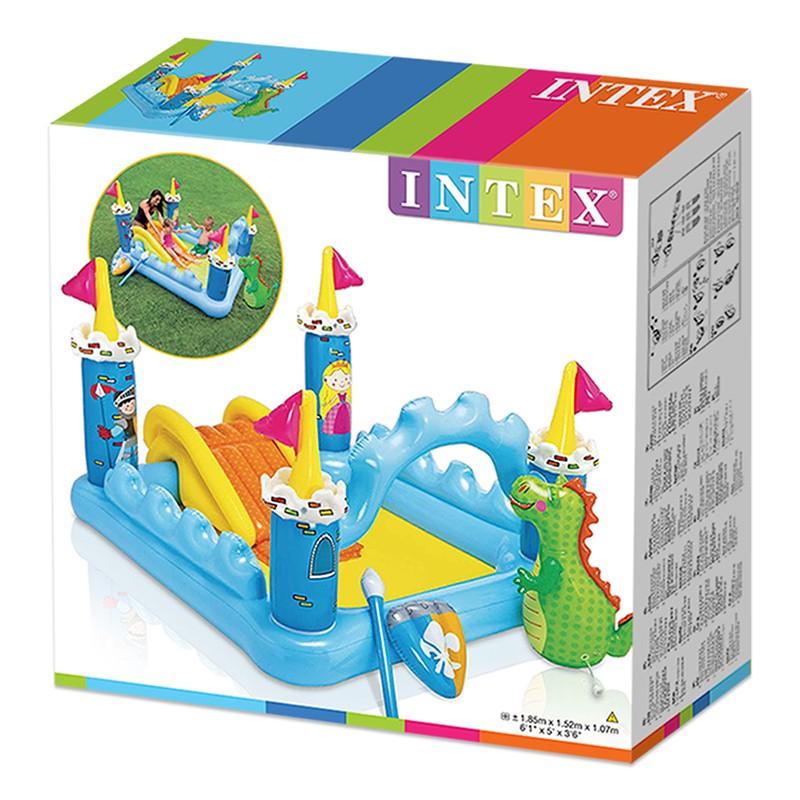 Castillo hinchable Fantasy Intex 57138