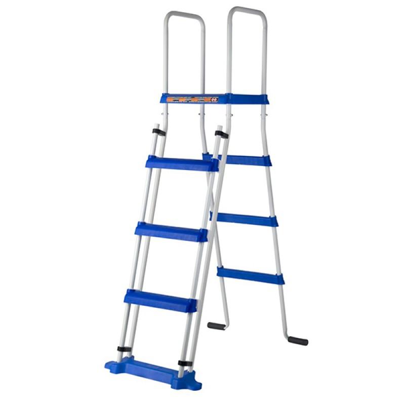 Piscina Desmontável Córcega Oval Gre escadaira