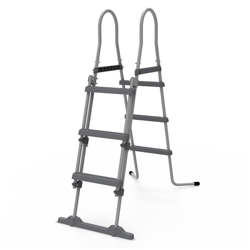 Escada Piscina Insuflável Marín Grey 540x122
