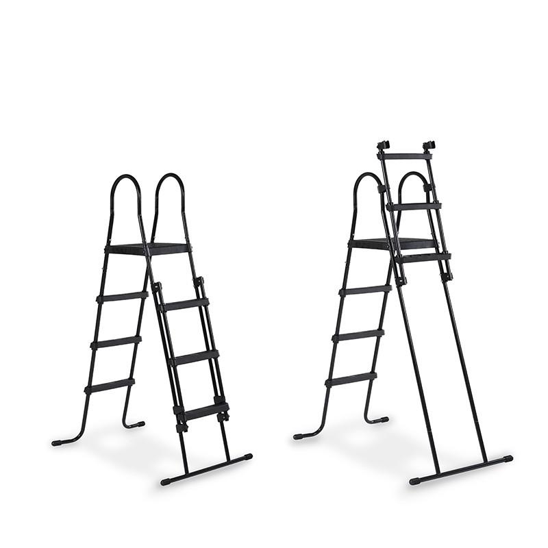 Escada de segurança Black Limited