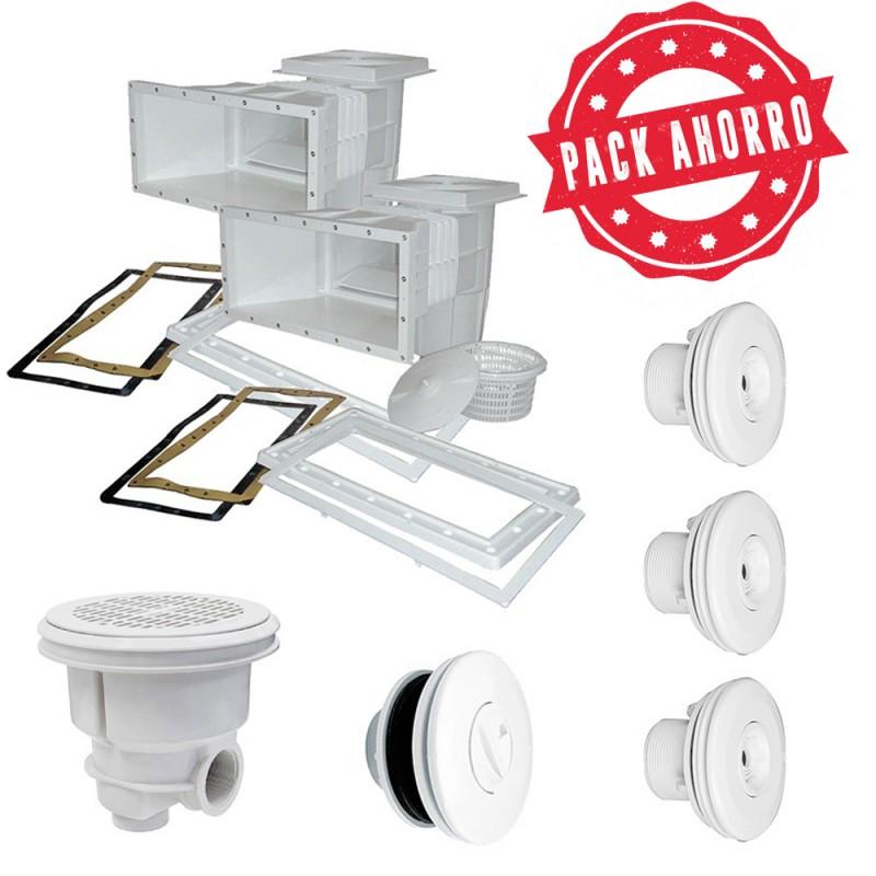 Pack poupança para incorporar piscina de liner AstralPool
