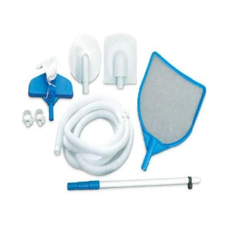 Kit de limpeza incluído com a piscina 3EXB0563