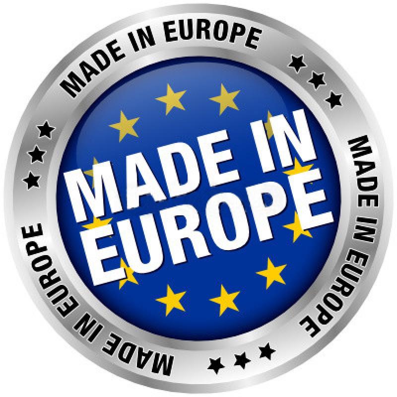 Fabricada na União Europeia
