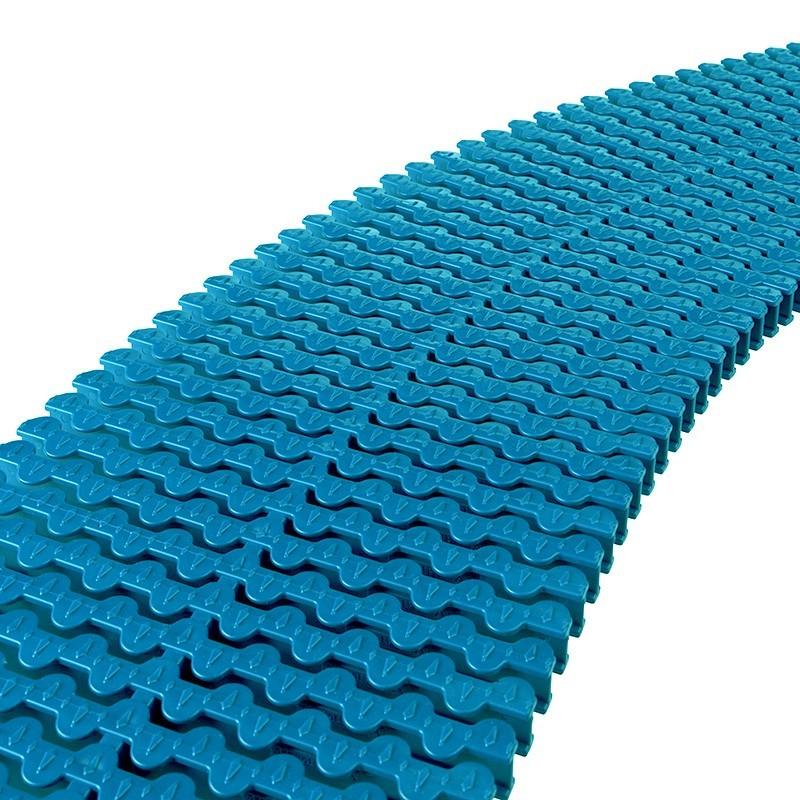 Grade transversal curvas AstralPool Azul Liner