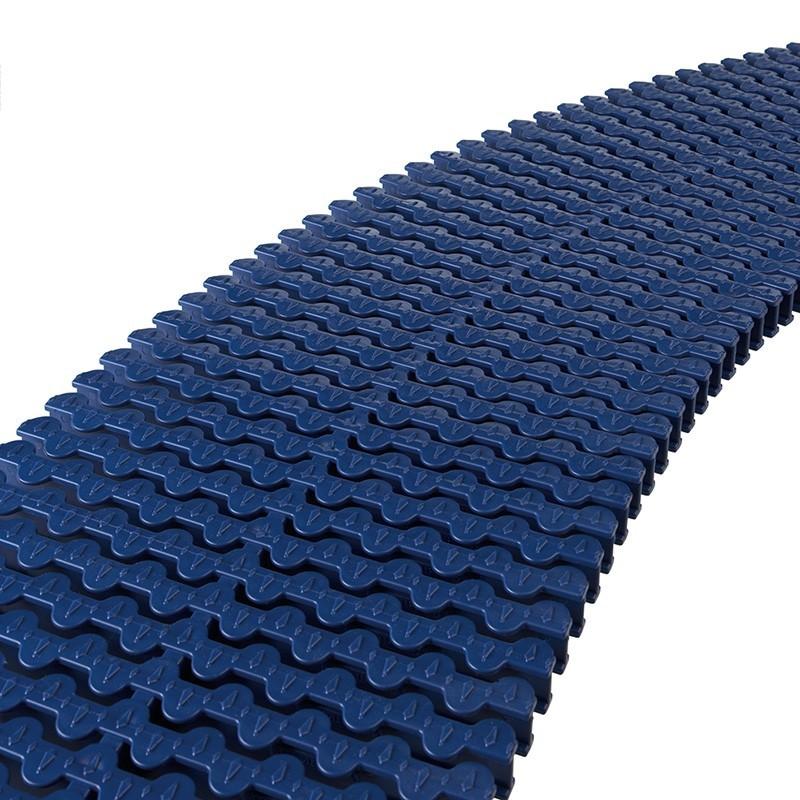 Grade transversal curvas AstralPool Azul Marinho