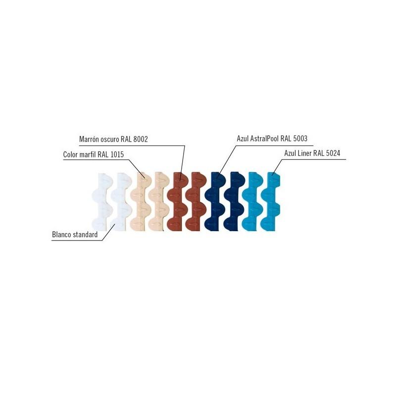 Grade transversal curvas AstralPool Cores