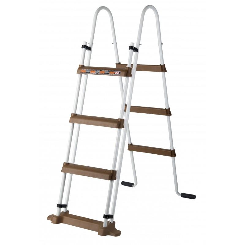Piscina Desmontable Cerdeña Ovalada Gre escalera