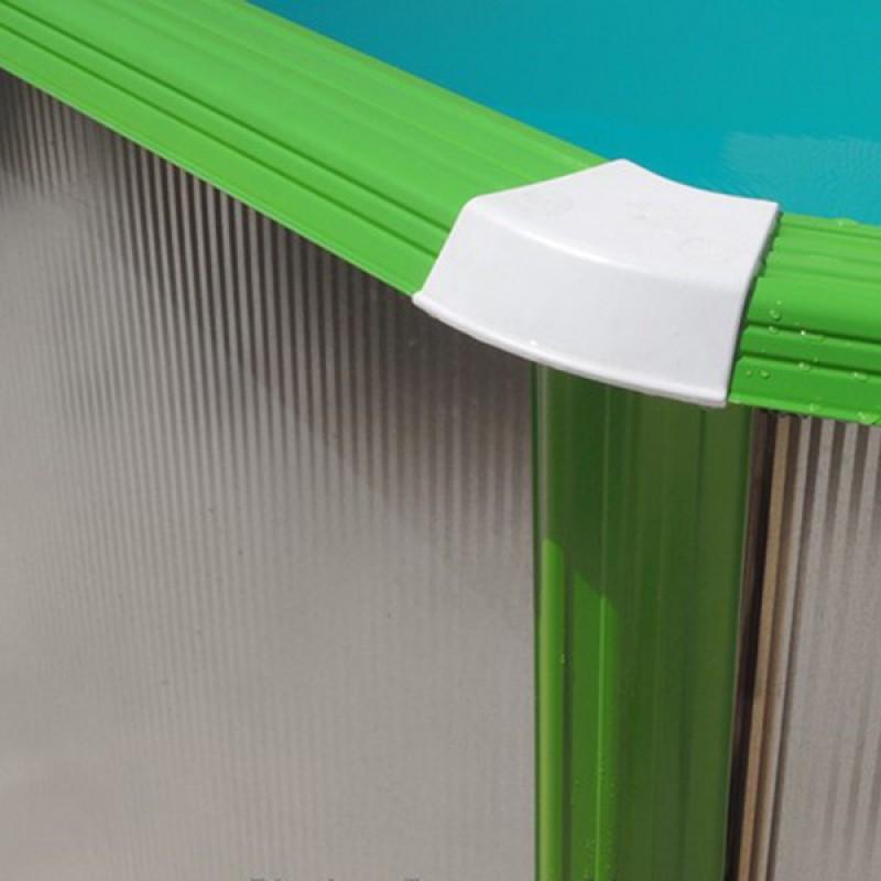 Perfil verde