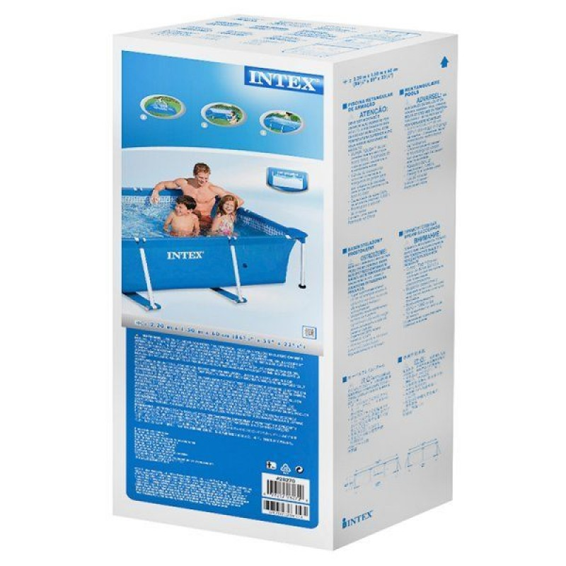 Caixa da piscina Easy Set