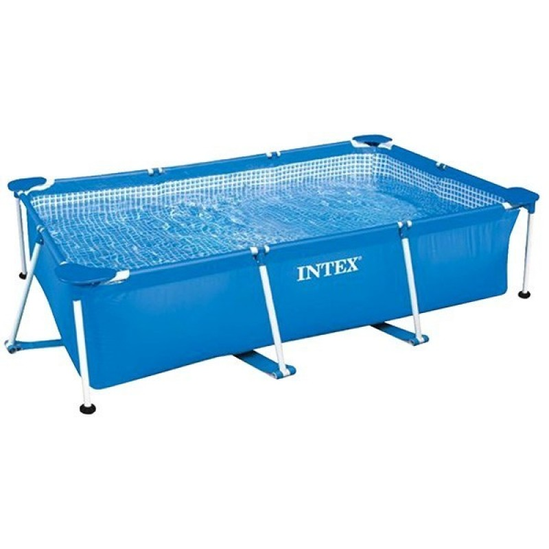 Piscina PVC Small Frame Familiar Intex