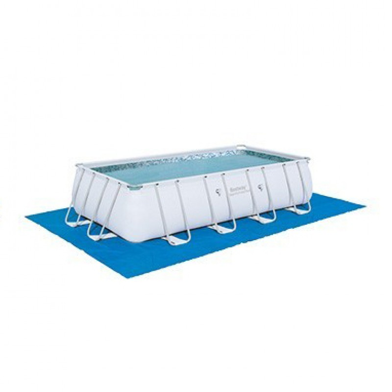 Tapiz Piscina Bestway Power Steel 732x366x132