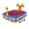 Piscina infantil Angry Birds interactiva