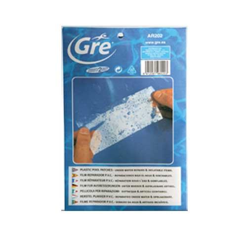 Kit reparação film PVC flexível