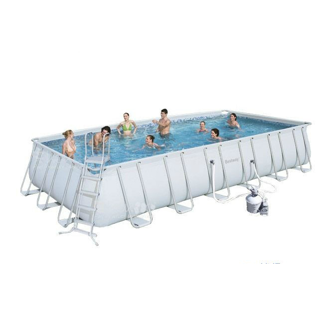 Piscina Bestway Power Steel 732x366x132
