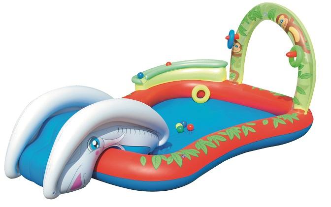 Piscina infantil Interactive Play