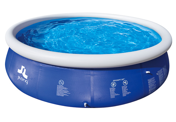 Piscina insufl vel mar n blue 360x90 cm outlet piscinas for Piscina 90cm altura