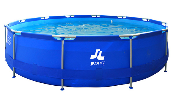Piscina Sirocco Blue 450 X 90 Cm Outlet Piscinas Portugal